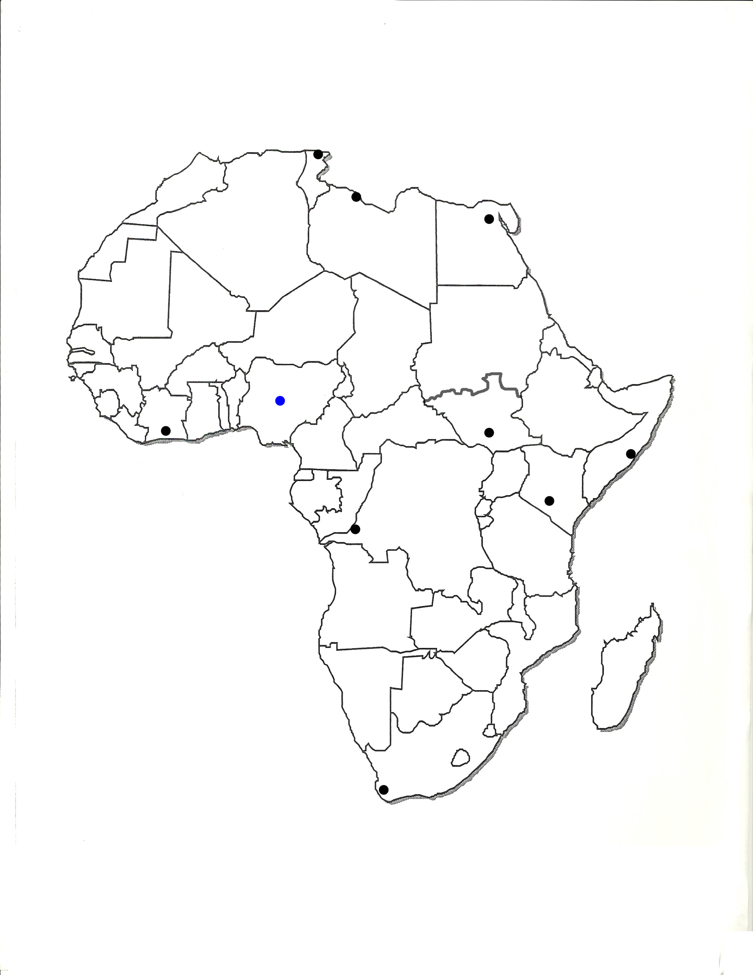 Picture of: Unit3africa Mr Reid Geography For Life